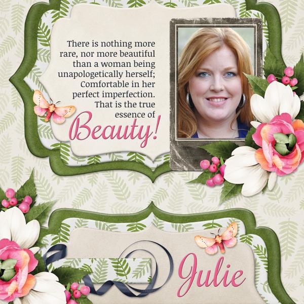 ...essence of Beauty