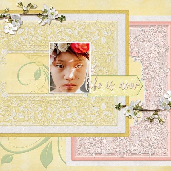 Sunny's Birthday Lei