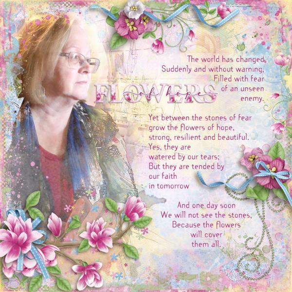 Magnolius - Flowers of Hope