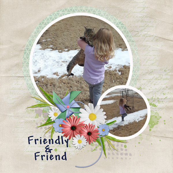 Friendly and Friend