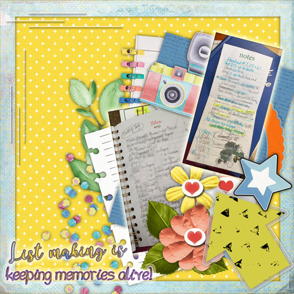 Lists Are Memories
