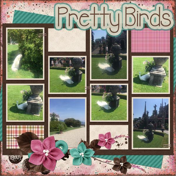 Pretty Birds Nov Mini