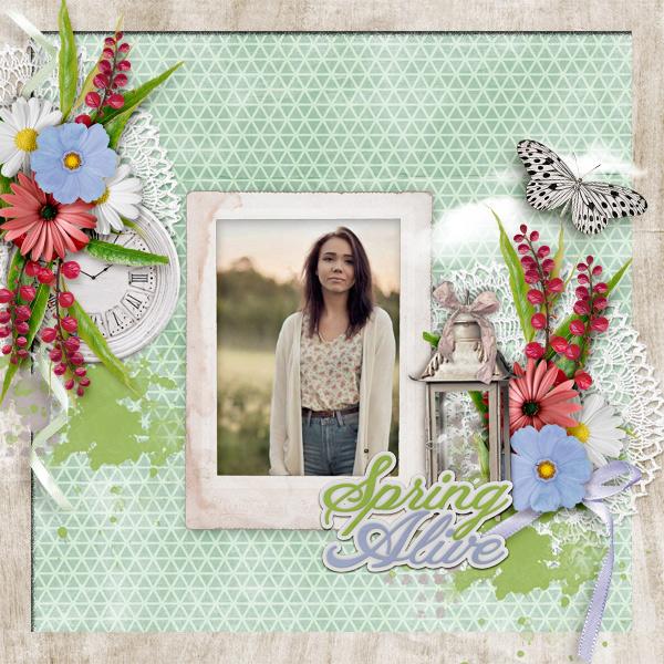 Spring-alive