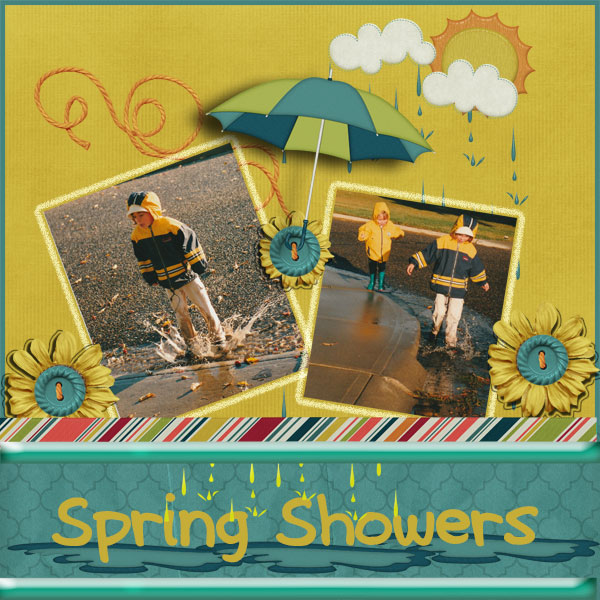 April Spring Showers