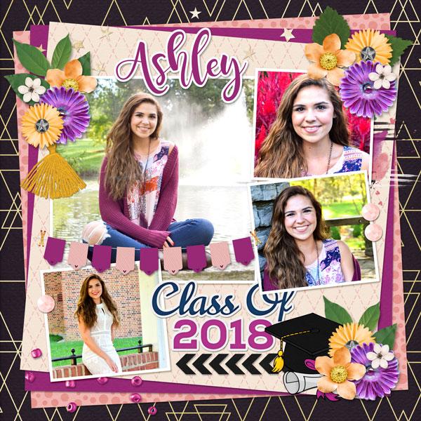 Ashley Senior Pics