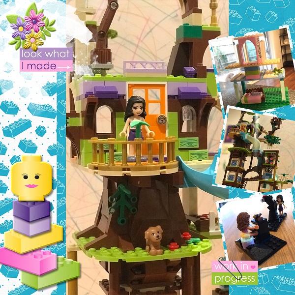 Lego Tree House II