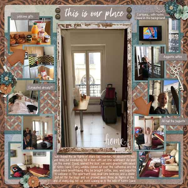 2018 Paris Inside Hotel