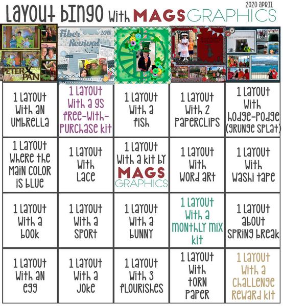2018 04 Layout Bingo