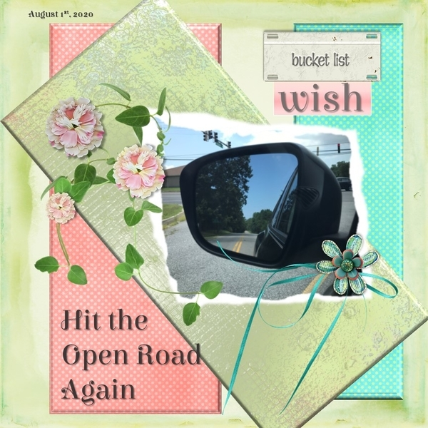 August 2020 Use It All Challenge