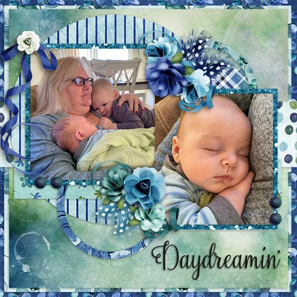 Daydreaming Survivor Week 1