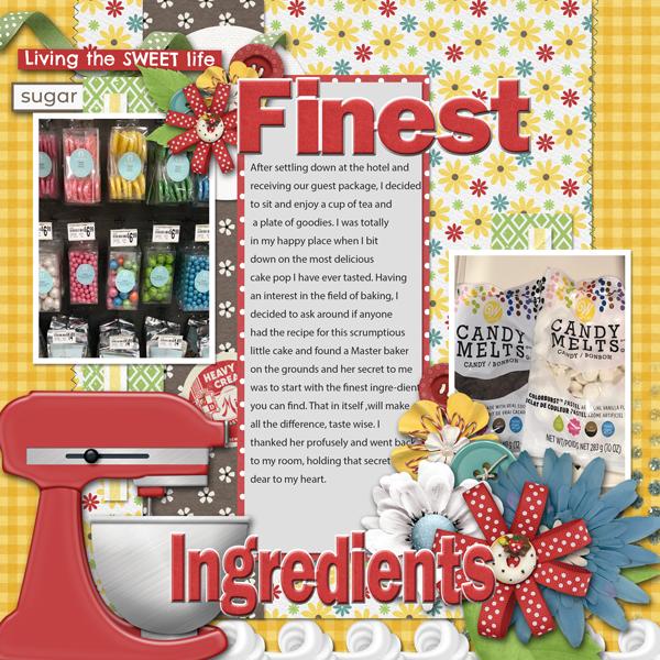 Finest Ingredients