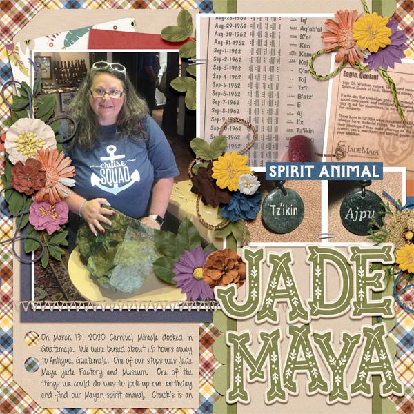 Jade Maya 2020