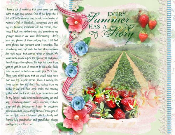 2021-04-1 Strawberry Memories