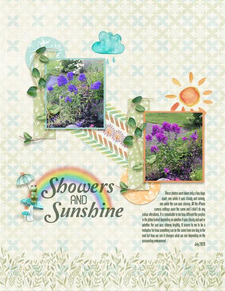 2021-04 Showers and Sunshine