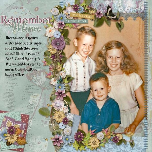 family portrait 1957
