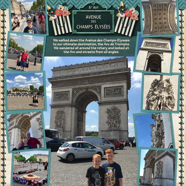 2018 Champs Elysees
