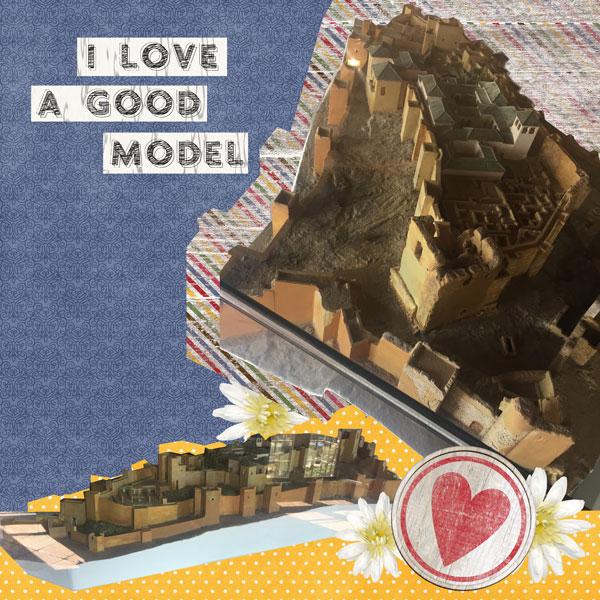 Love a Good Model