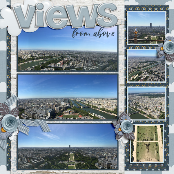 2018 Paris Views from Above