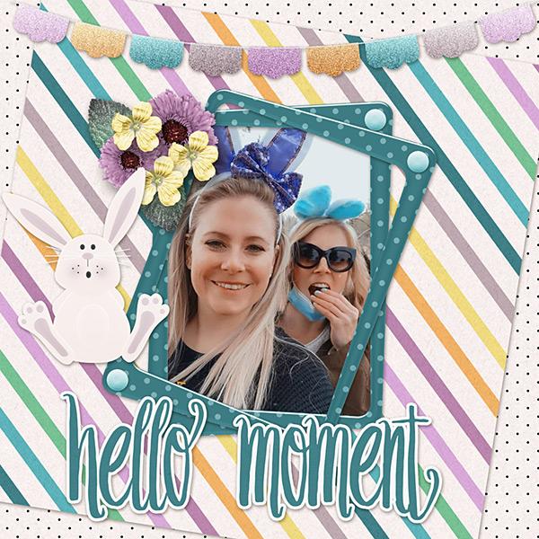 Hello Moment