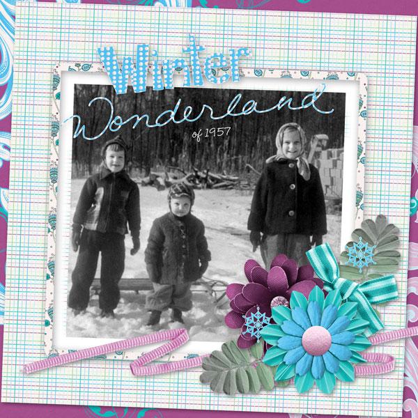 Winter Wonderland of 1957