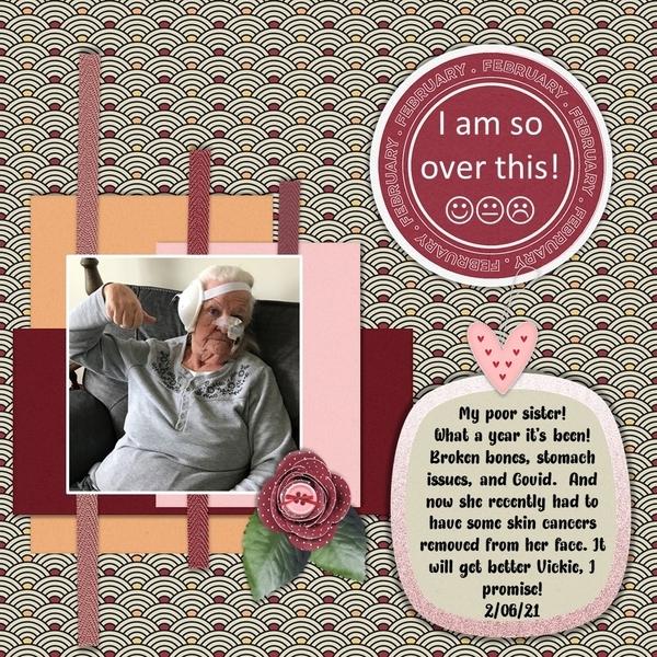 February 2021 Mini Kit Challenge