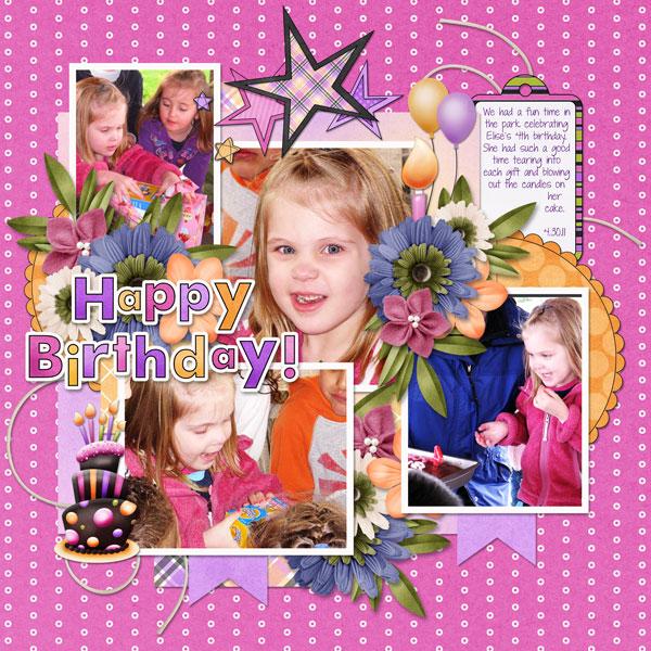Elise Happy Birthday