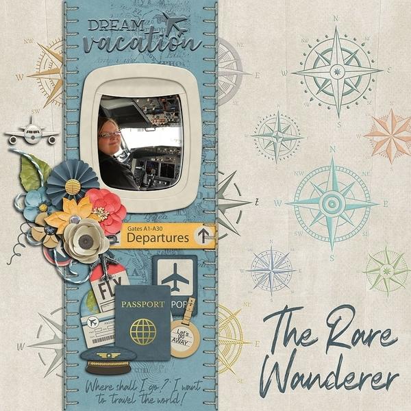 The Rare Wanderer