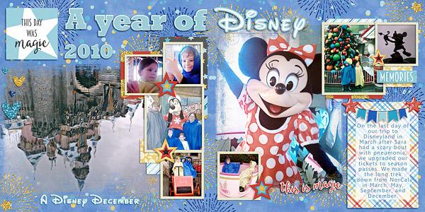 A Year of Disney