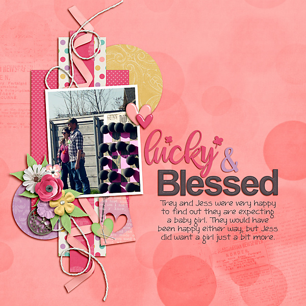Lucky & Blessed