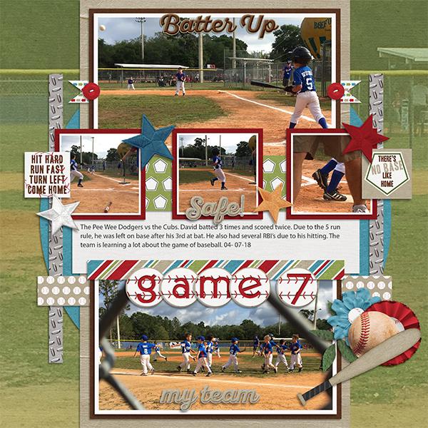 PeeWee Dodgers game 7