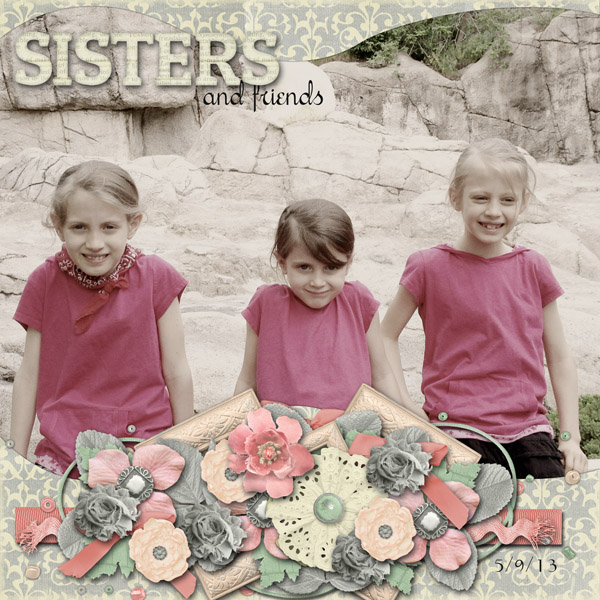 Sisters and friends