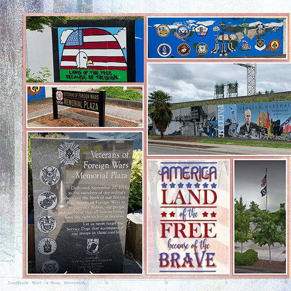 VFW Memorial Park L