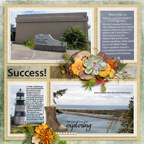 Cape Disappointment R