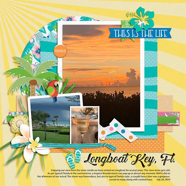 Longboat Key July 20 2019