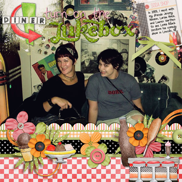Turn Up The Jukebox
