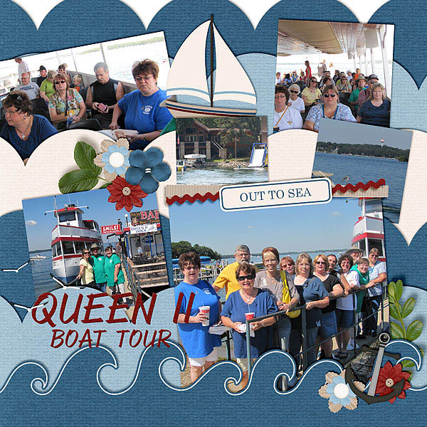 09/11 Queen 2 Boat Tours