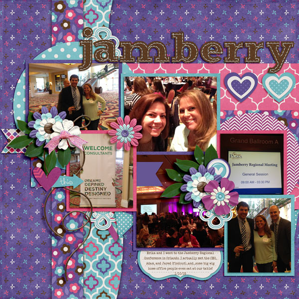 Jamberry Conference