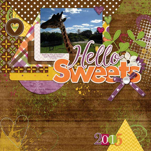 Hello Sweet