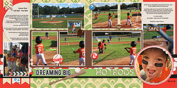 Game 1 Hot Rods