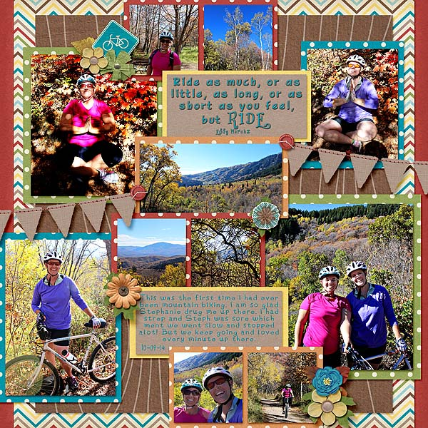10-13 Mountain Bike Ride