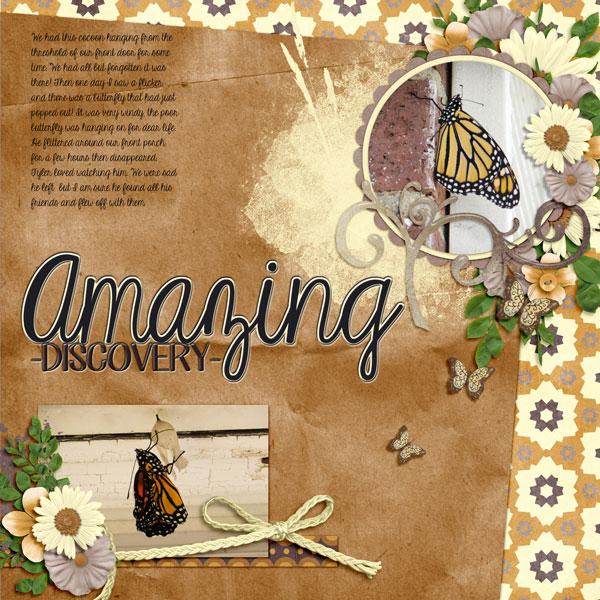 Amazing Discovery
