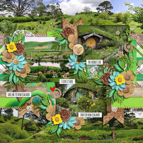 Around the world: New Zealand