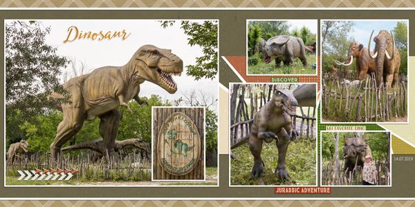 Explore: Dinosaur