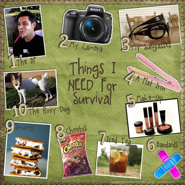 10 Things...