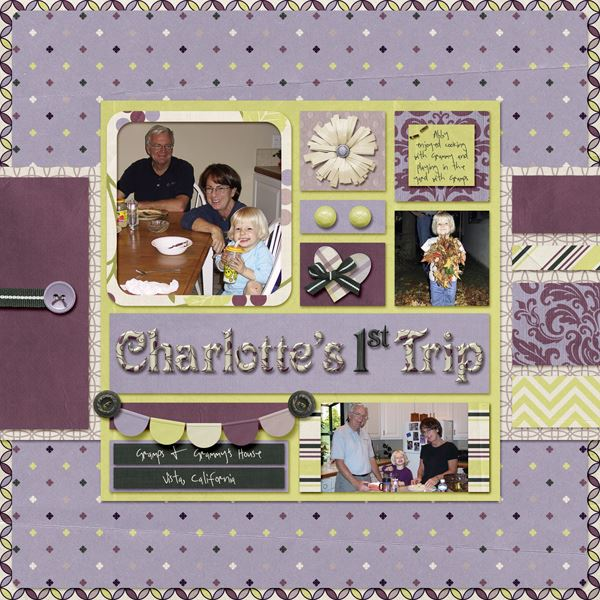 Charlotte's 1st Trip