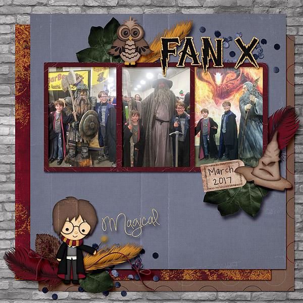 Fan X