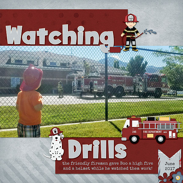 Watching Drills