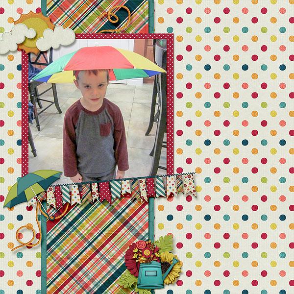 Umbrella Head
