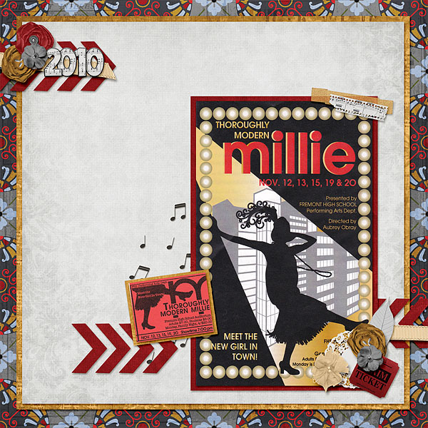 Millie 2010