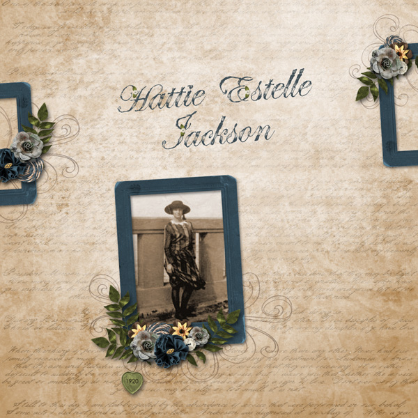 Hattie Estelle Jackson